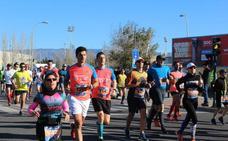 El Mouaziz y Amebaw ganan la Media Maratón Ciudad de Almería