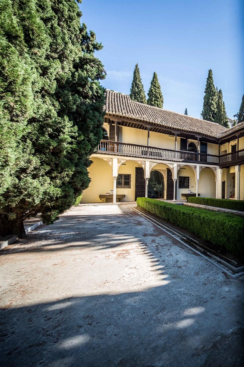 Así es la bella Casa del Chapiz: un paseo por un sitio histórico de Granada