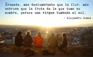 10 frases célebres que definen la belleza de Granada: de Lorca a Shakespeare