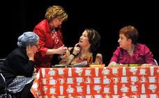 Nuevo éxito teatral con la obra de 'Las cuñadas'