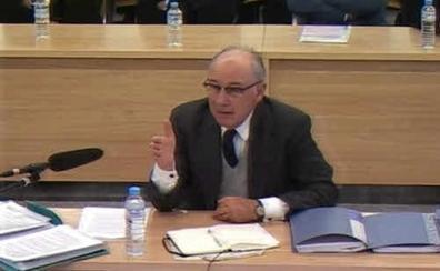 Rato acusa a De Guindos de «exigir» a Bankia más provisiones solo «por razones políticas»