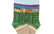 De gafas de sol a calcetines: la Alhambra como fuente de inspiración