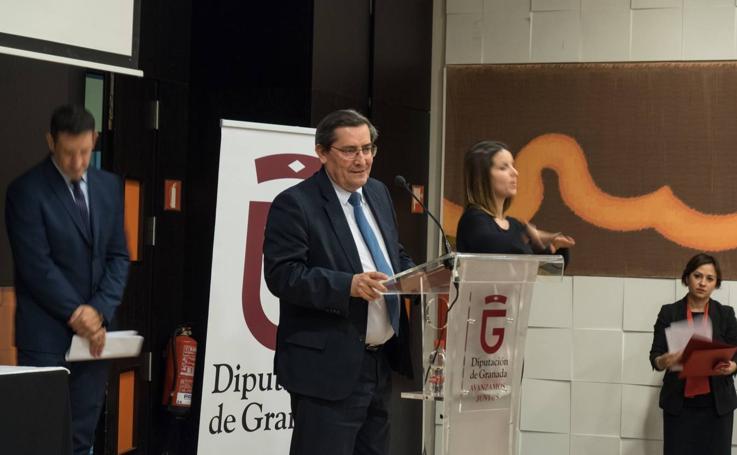 La Diputación presenta la primera edición de los Premios Social Dipgra de Buenas Prácticas en Servicios Sociales 2018