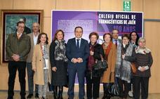 El Colegio de Farmacéuticos de Jaén entrega 4.500 euros a tres ONGs