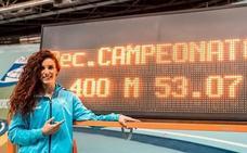 Laura Bueno afronta el 800 de Sabadell con buenas sensaciones