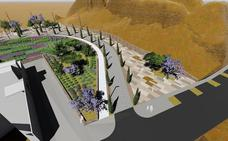 Comienza la obra que aspira a transformar «radicalmente» el entorno de La Alcazaba
