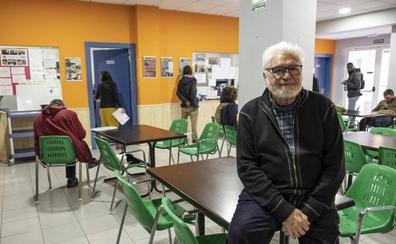 «Aspiramos a conseguir un albergue para sacar de la calle a las personas sin hogar en Granada»