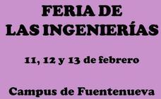 Más de mil estudiantes de la ESO participarán en la Feria de las Ingenierías que organiza la UGR