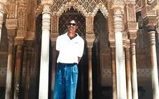 El día que la estrella de la NBA Kareem Abdul-Jabbar cumplió su sueño: ver la Alhambra