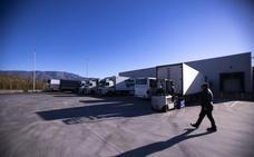 Siete camiones de Marruecos, bloqueados 44 horas en el puerto de Motril