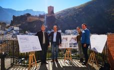 Proyecto para mejorar la accesibilidad y la seguridad del mirador de Zabaleta en Cazorla