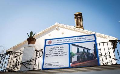 La Comisión de Patrimonio estudiará el estado de la Huerta de San Vicente
