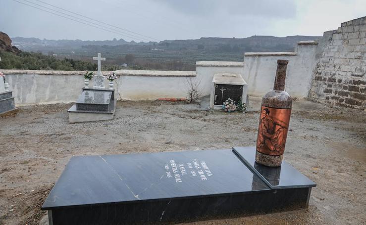 La tumba del vino de Granada