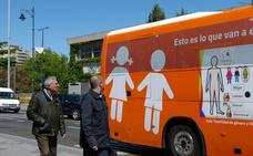 Hazte Oír sacará otro autobús el 8-M «contra el feminismo radical»