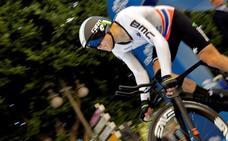 Boasson Hagen gana la crono, con Valverde octavo