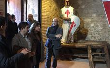 Renuevan la museografía del castillo de Segura de la Sierra