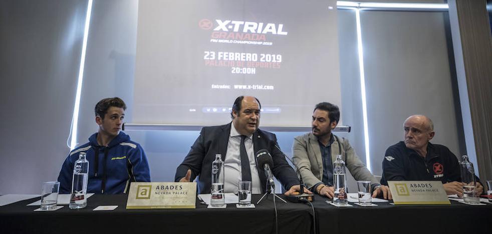 El Campeonato Mundial de X-Trial aumenta la oferta de Granada como Capital Europea del Deporte