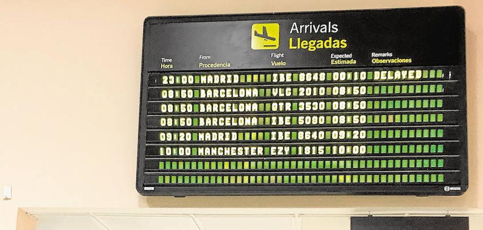 El primer vuelo que 'durmió' en Chauchina cumplirá 15 años (o no)