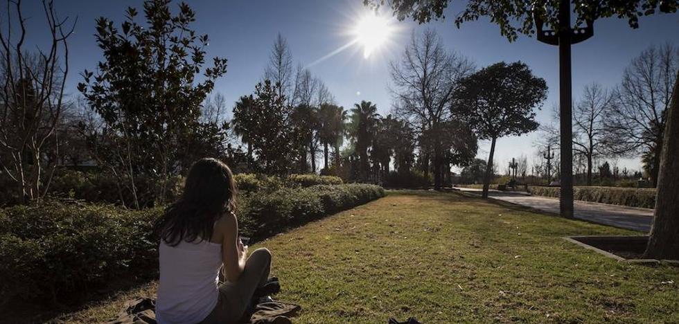 El tiempo en Granada: 20º de variación en el aeropuerto en tan solo ocho horas