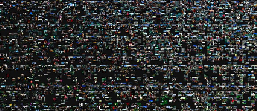 Explore las más de 300.000 fotos de Instagram que dibujan un año en Granada