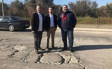 El PSOE pide declarar el polígono de Los Olivares de servicios
