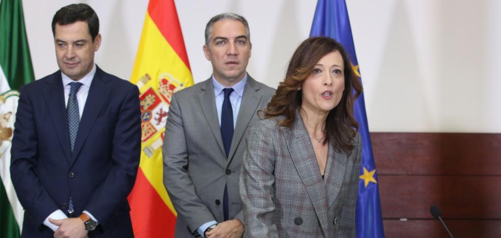 Juanma Moreno: «Puertas abiertas y oídos atentos»