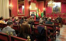 24 alcaldes del área metropolitana de Granada firman una declaración por la calidad del aire