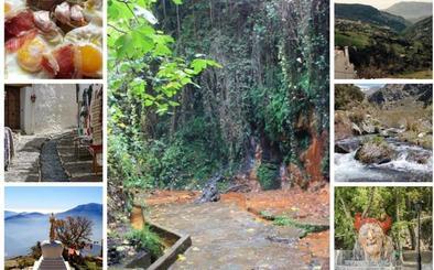 7 imprescindibles que no te puedes perder en la Alpujarra granadina