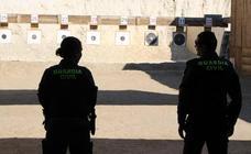 La Guardia Civil, preparada siempre para la acción... pero con seguridad