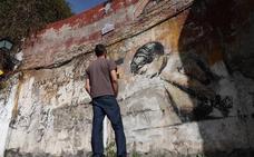 Vida y muerte de un grafiti