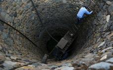 Encuentran muerta en un pozo a una anciana que fue a recoger agua