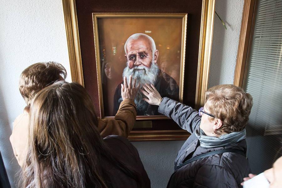 Granada celebra este sábado la festividad de Fray Leopoldo