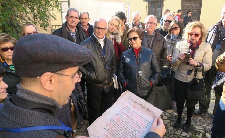 La Granada del Concurso del Cante Jondo revive casi un siglo después