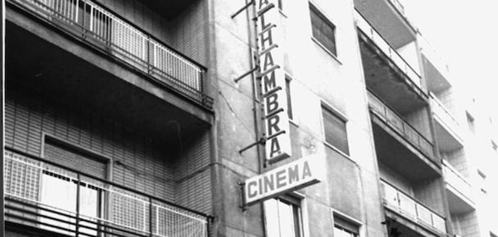 El cine Alhambra apaga el proyector