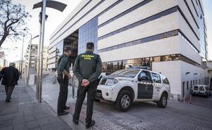 Detenidas dos familias que se unieron para robar en pueblos de Granada
