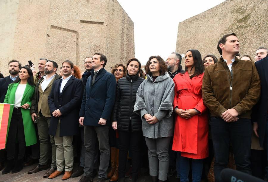ESPAÑA UNIDA Y POLíTICOS UNIDOS