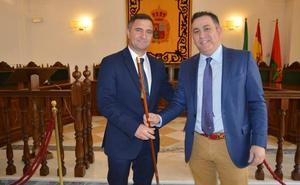 Juan Jose Cabrera, elegido alcalde de Los Villares tras la renuncia de Francisco Palacios