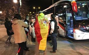 La expedición granadina vuelve satisfecha de la manifestación de Madrid que marca «un antes y un después» en la legislatura