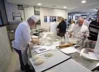En las cocinas del mejor pan artesanal de la Alpujarra