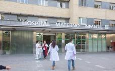 A la primera planta de Oncología Ginecológica del Materno Infantil de Granada