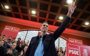 Sánchez: «Lo que estoy haciendo es resolver una crisis de Estado que el PP contribuyó a agravar»