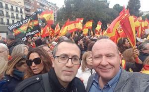 Por la unidad de España y por la alcaldía de Jaén en las municipales
