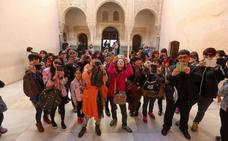 La serie surcoreana grabada en Granada dispara las visitas a la Alhambra