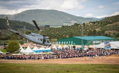 El Festival del Aire 'El Yelmo' comenzará el 31 de mayo