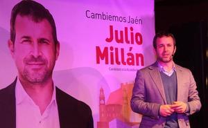 Julio Millán se apunta al cambio en la capital