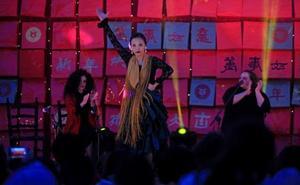 Karina Yao, la china que 'perseguía' a Lorca y acabó de bailaora de flamenco