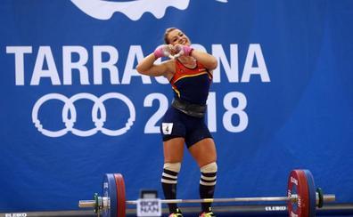 Lydia Valentín vuelve a ser la halterófila del año