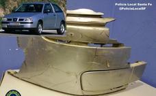 Aviso de la Policía de Santa Fe: busca esta coche dado a la fuga tras un accidente