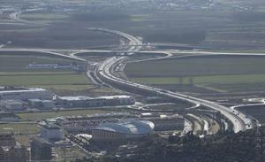 Fomento aprueba el proyecto del tramo de la GR-43 entre Atarfe y Granada