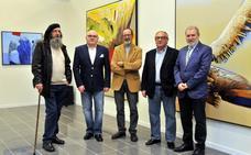 'Reencuentro', diálogo artístico entre Eduardo Beato y Juan Mota